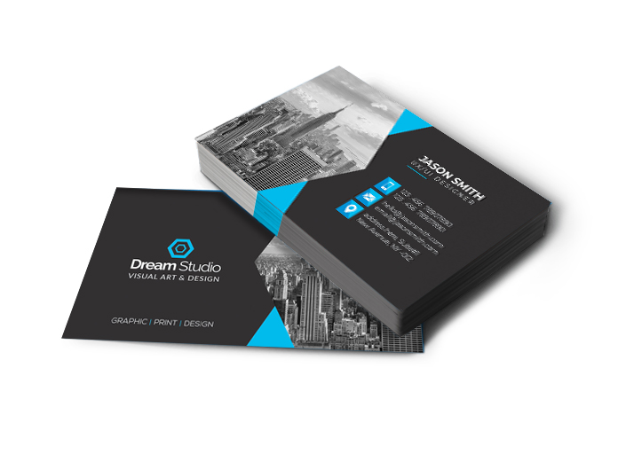 Business Cards – Standard Double-Sided